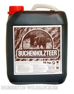 Buchenholzteer 10 kg  Kanister HU- 93035