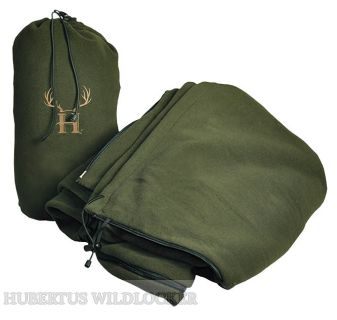 FLeecedecke und leichter Ansitzsack Hubertus  HU-20151034