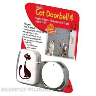 Katzentürklingel -  CatDoorbell