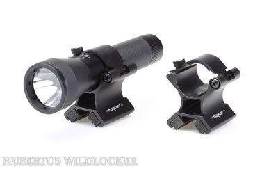 Magnetlampenmontage Maxenon für den Einsatz mit Schalldämpfer Art. Nr. ZU -1004