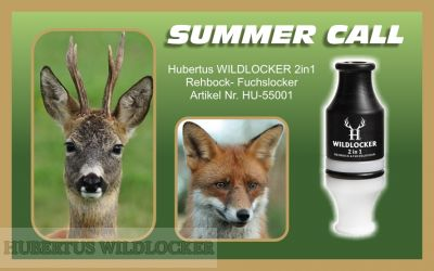 WILDLOCKER  HUBERTUS 2 in1  Art. Nr. HU-55001