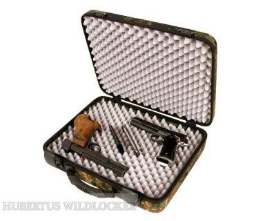 Pistolenkoffer GreenLine Tarnfleck