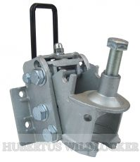 Steckkupplung abklappbar  für Heckträger  Art.Nr.: HU- 20234