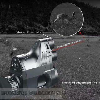 PARD PATRONUS 007/ NV 850 NEW Generation V.5. PREMIUM KOMPLET SET mit ZF Schnellmontage 45 mm Ø ( EUROPA - EDITION ) Europa Ausführung mit Laserpointer und mit zuschaltbares Absehen Art. Nr. 70002-1