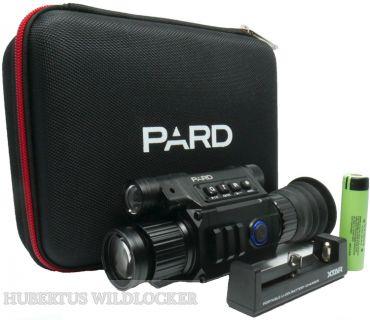 PARD-008  PREMIUM  Nachtsicht - Zielfernrohr  ( NV 850 ) ( PARD EUROPA EDITION )  mit Laser  u. Absehen HD Nachtsichtgerät  Art.Nr. 80000