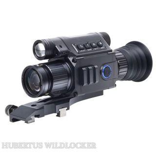 PARD-008 LRF  PATRONUS NV 850 PREMIUM  PLUS   Nachtsicht  Zielfernrohr mit  elektronischen Entfernungsmesser Art.Nr. 80001