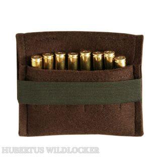 Patronentaschenetui aus Wollfilz f.8 St. Büchsenpatronen