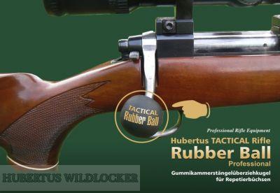 Kammerstängelgriffkugel RUBBER BALL Hubertus TACTICAL HU-GUK- 01