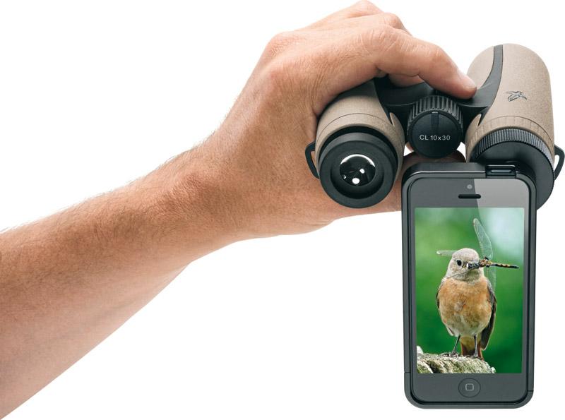 Swarovski Entfernungsmesser Xxl : Swarovski pa i5 adapter für iphone 5 5s