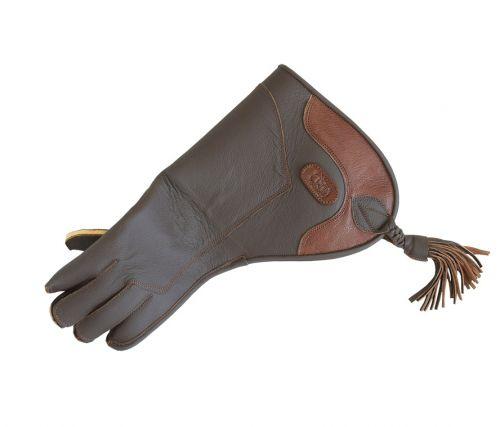 Falknerhandschuh f.d. Adler europäische Typ