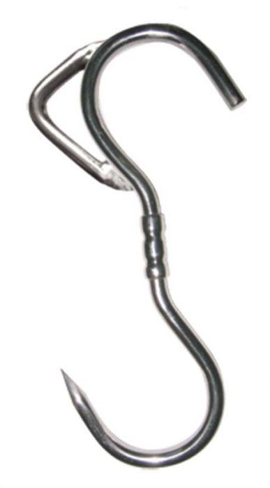 Seilwinden Drehhaken für Seilwinde- Edelstahl HU-2012703