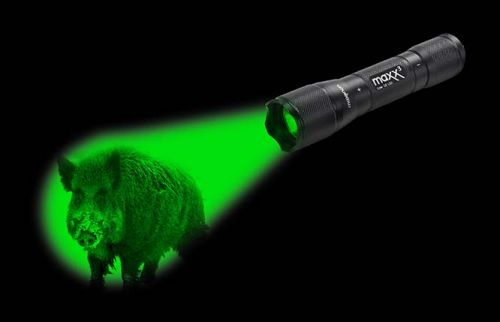 Wildfinder Lampe Maxenon Maxx3 Cree LED grün