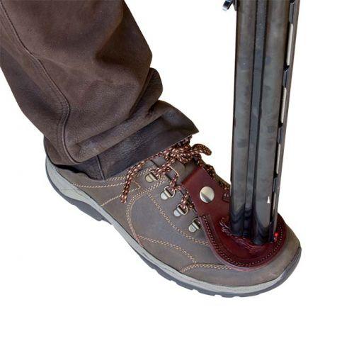 Schuhschutz für Flintenläufe / Verschluss m. Druckknopf 8 cm x11