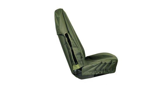 Autoschonbezug Set 3 teilig grün