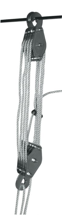Universal Flaschenzug 300 kg HU- 20136004