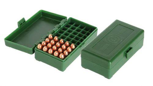 Patronenbox für Patronen im Kal.9mm- Ammo Box 9 mm HU- PBOX-05