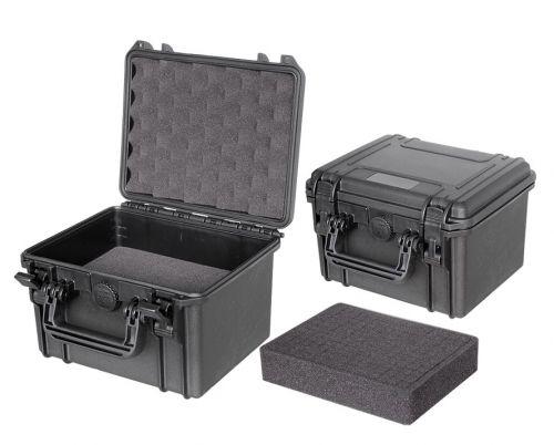 Pistolen und Munitionskoffer PVC  m. PICK/ PLUCK System Art. Nr. TS 235/155 S