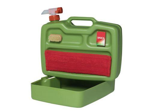 Cleanbox® -handliche Reisewaschbox mit Wasserkanister HU-201501