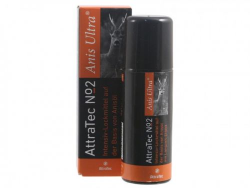 Anisspray AttraTec No 2 Anis Ultra®  50 ml - Wildlockmittel Attratec HU-20004