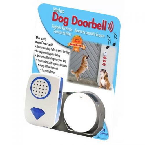 Hundeklingel- Dog Doorbell- Türglocke für Hunde