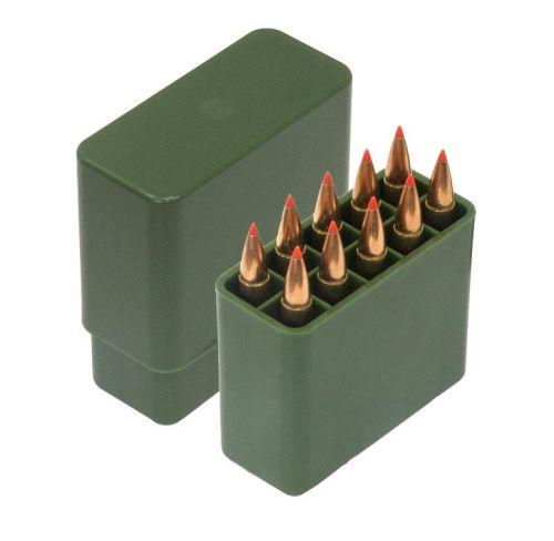 Patronenbox für Büchsenpatronen / Taschenpatronenbox/ f. 10 Patronen Ammo Box HU-2016503