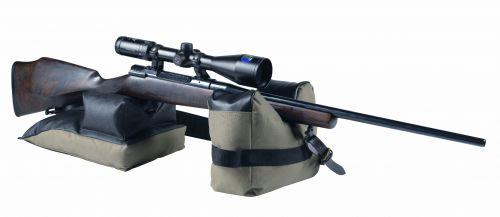 Waffenauflagekissen / Schiessauflage / Bench Rest Set Codura 2-er Set