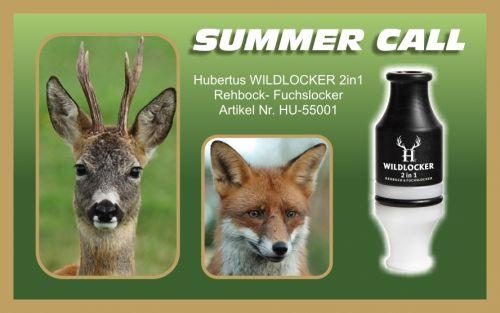 WILDLOCKER  HUBERTUS 2 in1  Art. Nr. HU-55001