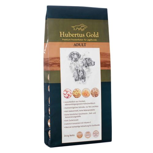 Hundetrockenfutter Hubertus Gold / Adult Premium-Trockenvollkost 669131
