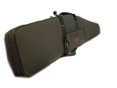 Waffenfutteral Delux für 2 Langwaffen mit ZF - Rucksack