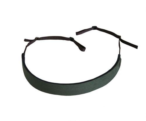 Fernglasriemen-Optikriemen-Neopren grün