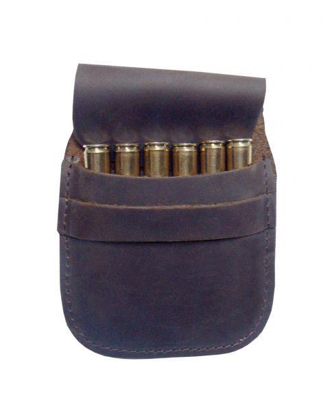 Patronen- Taschen und Gürteletui - f. Büchsenpatronen