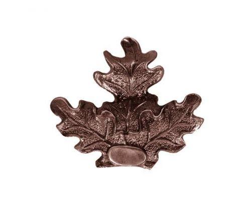 Bronzeeichenlaub für Keilerwaffenabdeckungen