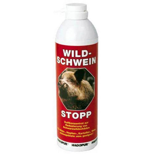 Wildschwein-Stopp rot 400 ml - Wildvergrämungsmittel HU-92530