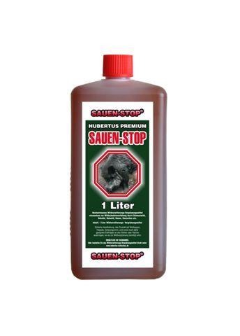Wildschwein STOPP- Premium Wildvergrämungsmittel 1000 ml flüssig Art.Nr. HU-201213