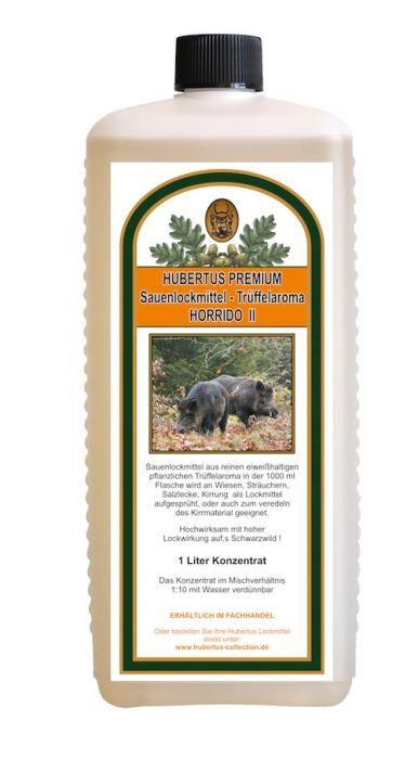 Sauenlockmittel Trüffelaroma - HORRIDO II / 1000ml Konzentrat HU- 92526