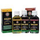 BALSIN Schaftöl   dunkelbraun 50 ml