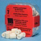 VFG Reinigungs-Filze cal .264 / 6,5mm
