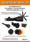 Objektivschutzdeckel Set-Innendurchm. 62 u.57mm