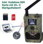 Wildkamera Snapshot Mobil MMS GPRS   8 MP Bildschirm