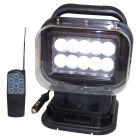 LED Suchscheinwerfer 12V, funkfernsteuerbar mit Magnetfuß