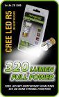 CREE LED R5 Power LED 320 Lumen / I Stufen