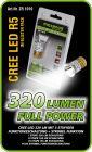 CREE LED R5 Power LED 320 Lumen 3 Funktion +Strobel