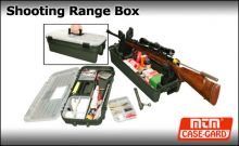 Waffenpflegecenter MTM Shooting Range Box / Pflegecenter MTM