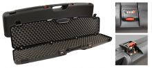 Gewehrkoffer mit Zahlenschloss 125 x 25 x�11 Farbe  schwarz