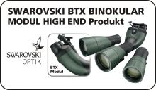 Swarovski BTX Okularmodul (binokular)- Einzigartig mit zwei Okularen Liefertermin Mai 2017
