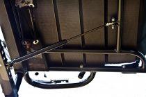Teleskopleiter ANSITZ ALU Höhe 3,10 m Art Nr.190310