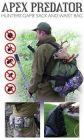 Hüfttaschenrucksack 2 in 1 / Apex Predator Game Sack  Art. Nr. HU-112836