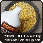 MAIS- CORN - Wildlockmittel Konzentrat 1 kg Flasche / Art. Nr. BU-18003