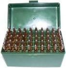 Patronenbox  LARGE - für Büchsenpatronen grün HU- 2016303 G