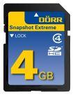 SD- Karte 4GB für Revierkamera
